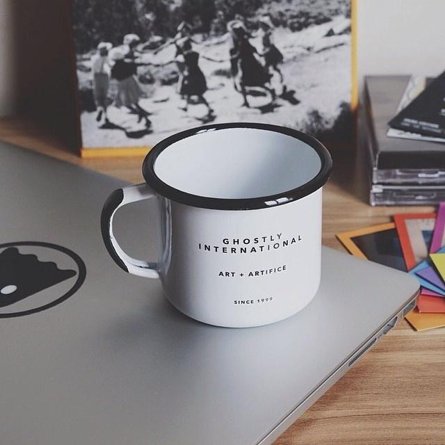 Morning. Regram: @f_wang #international #ghostly #mug