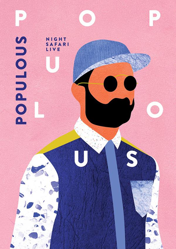 Populous – Night Safari