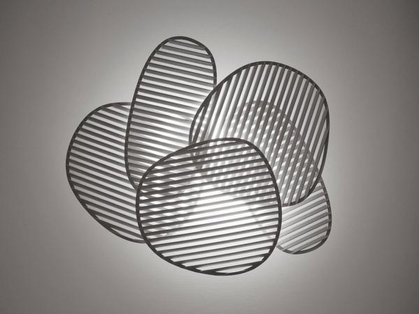2012 FOSCARINI Nuage Lamp Skeletal #interior #design #decor #home #furniture #architecture