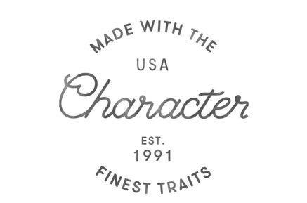 Logo Inspiration: Black, White & Grey #inspiration #lettering #vintage #logo #character #typography