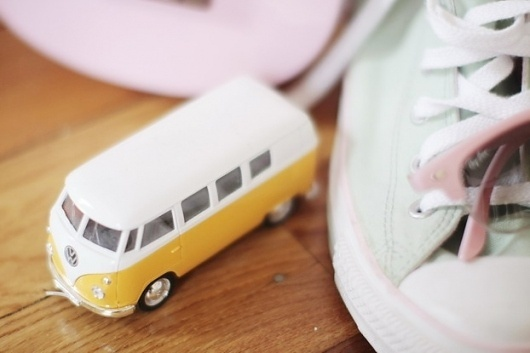 The cherry blossom girl (2) #van #shoes #converse #mint