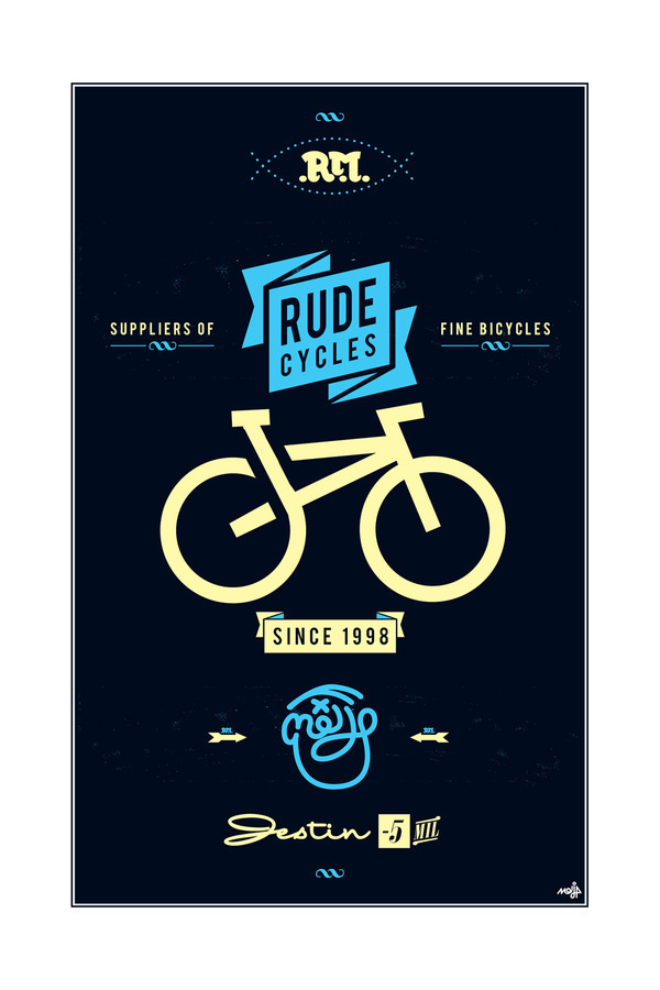 Rude Cycles #cycles #design #rude
