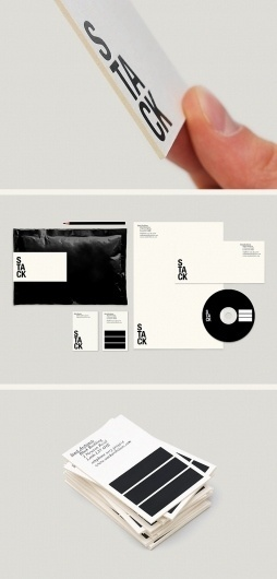 Stack Architects #print #branding #identity #packaging