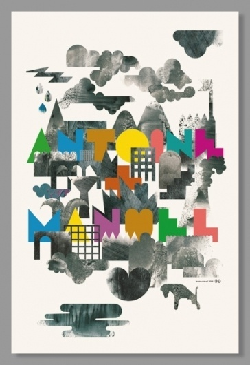 ANTOINE+MANUEL #paris #france #manuel #antoine #poster #+