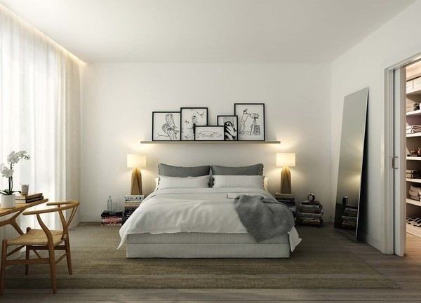 Nybrogatan 57, a house with hotel luxury emmas designblogg #interior #bedroom