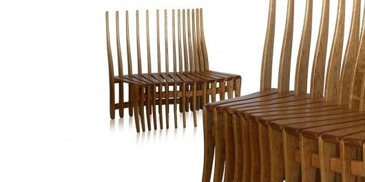 Brian Nelson Studio #sculpture #bench
