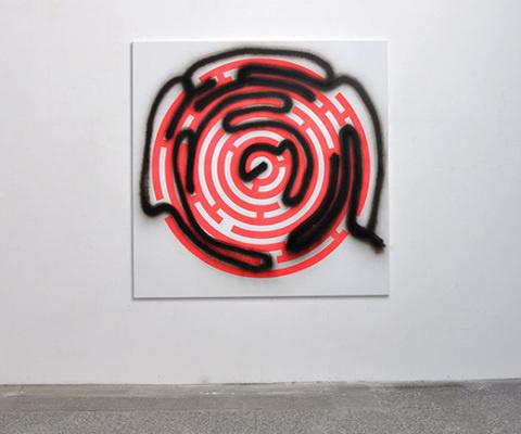 Michael Sailstorfer | PICDIT #design #art #silkscreen