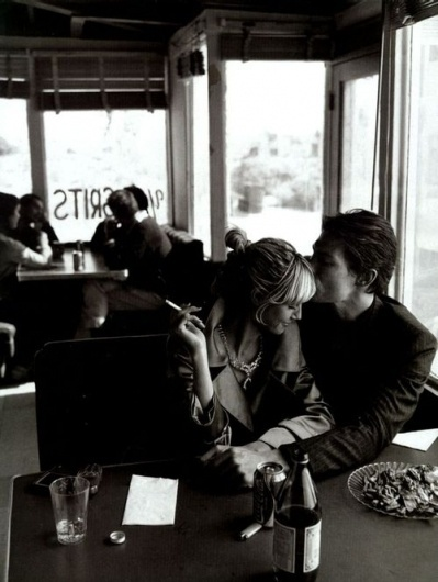 tumblr_lexya3WByR1qgo8sxo1_500.jpg (500×663) #couple #white #black #candid #portrait #and