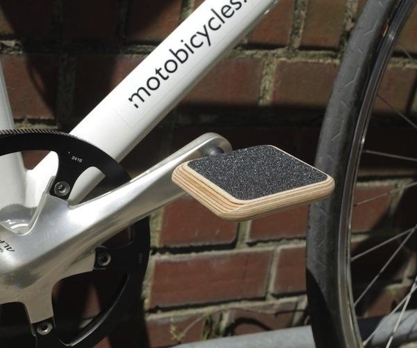 Moto Urban Pedal #gadget