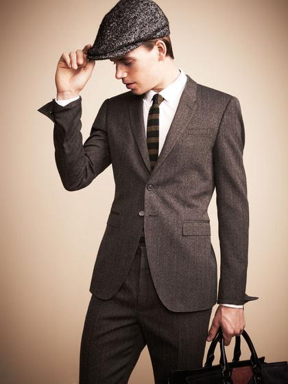 Burberry Prorsum Prorsum Wool Blazer #fashion #burberry #mens #suit