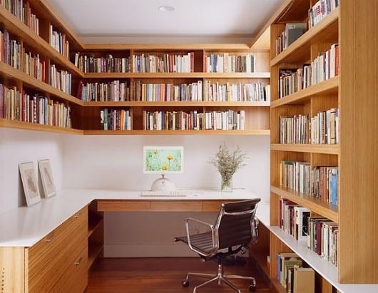 Carroll Gardens Row House | Blue Ant Studio #office #workspace