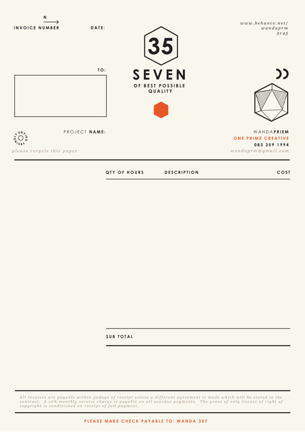 Self promotion { Graphic Designer } on Behance #design #identity
