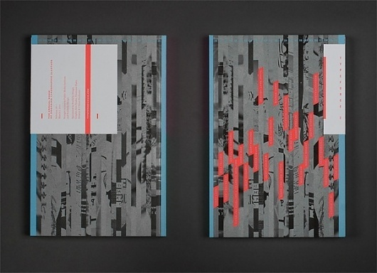 Typeforce 2 Exhibition Catalogue on the Behance Network #cover #book