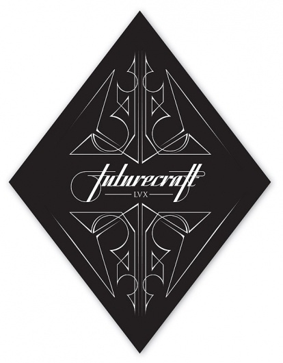 Futurecraft on Typography Served #logo #label #typography