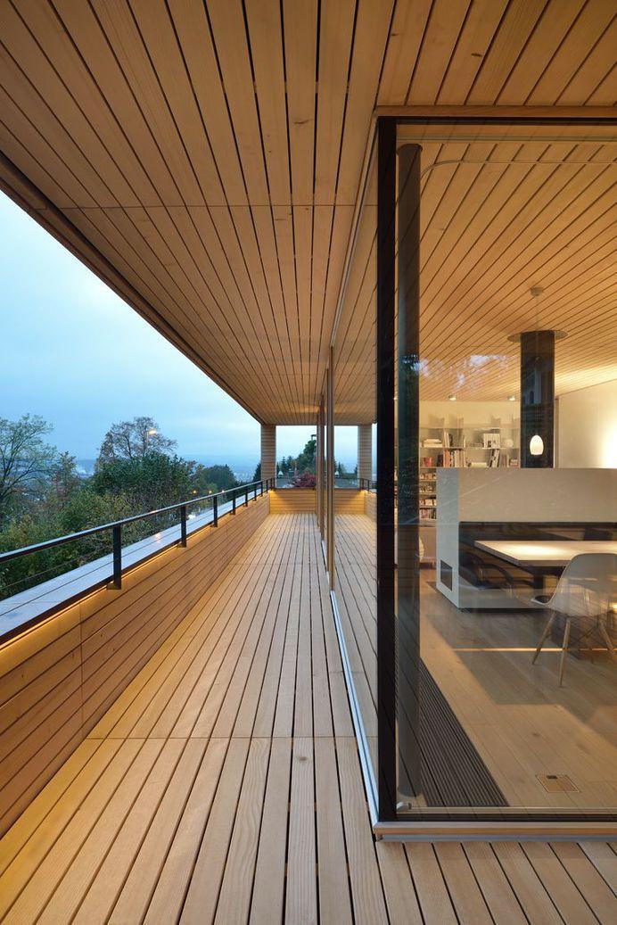 House Weinfelden by k_m architektur