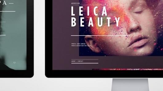 Portfolio of Marcus Fuchs #fuchs #branding #design #website #marcus