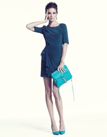 Sara Lindholm - altanjames: Megan Gustashaw -Â Rebecca Minkoff... #paris #megan #inspired #rebecca #minkoff #gustashaw #fashion
