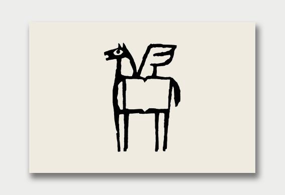 Pegasus #mark #logo #identity #pegasus