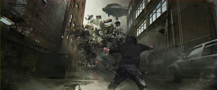 ArtStation - Raven, Frank Hong #powers #concept #art
