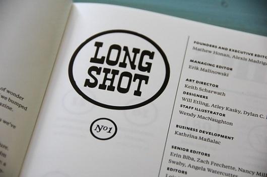 Keith Scharwath #scharwath #branding #long #logo #shot #keith #type #magazine