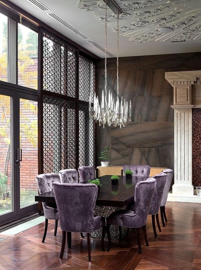 Belle Epoque Residence by DreamDesign