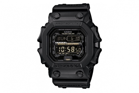 """Casio G-Shock GX-56GB """"Black Gold""""   Hypebeast #shock #casio #black #digital #watch"""