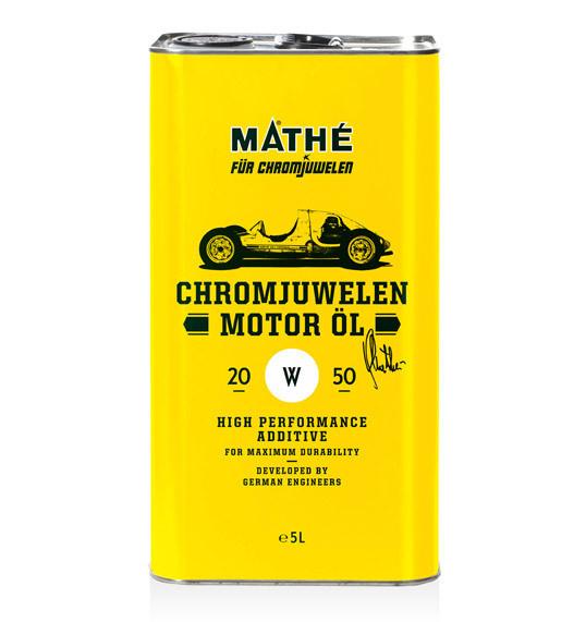 lovely package chromjuwel en motor ol 1 #motor #retro #oil