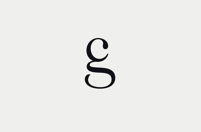 Cool gardens — Mucho #logo #identity #branding #typography
