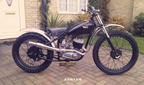 FFFFOUND! #motorbike #machina #ex #bantam #bsa #deus