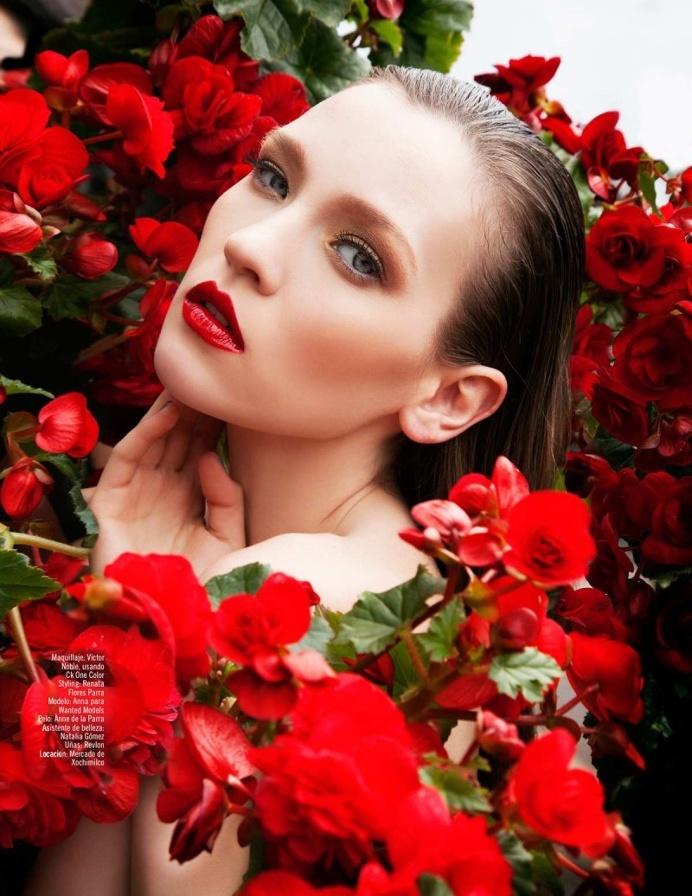Beauty Photography by Enrique Vega