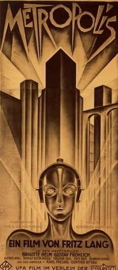 The 10 most expensive film posters – in pictures | Film | guardian.co.uk #design #fiction #graphic #metropolis #poster #science
