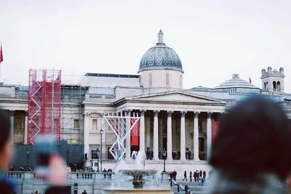 London, Trafalgar Square #london #square #trafalgar