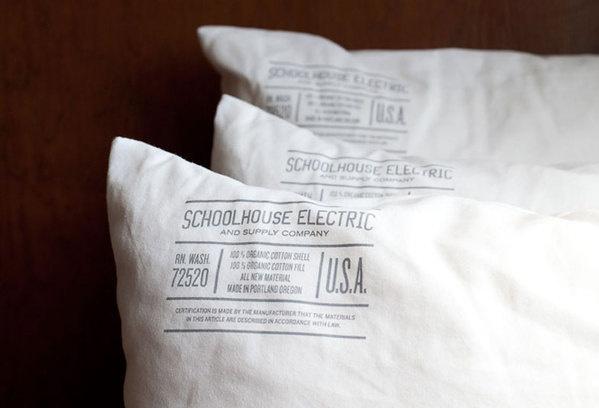 Schoolhouse Electric #design #branding