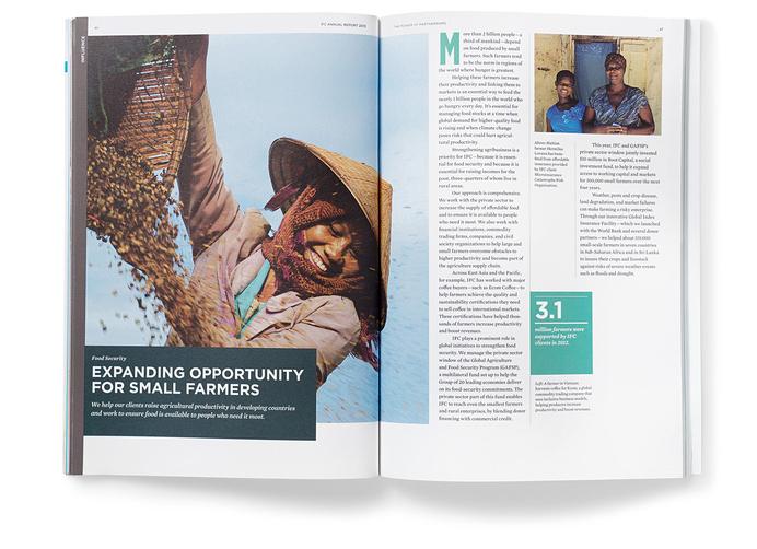 IFC_AR13_p46-47 #annual report #editorial #print