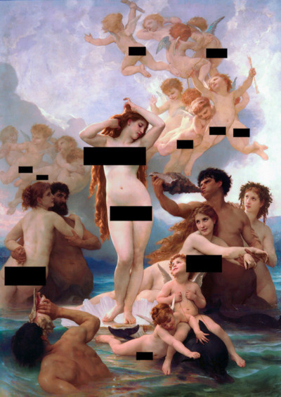 And Now for the Weather. Tiffany? #renaissance #illustration #censored #painting #art