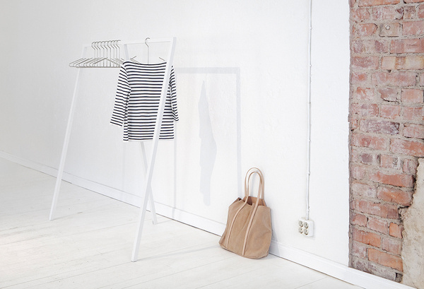 Hanger by Cool Enough Design #minimalist #design #minimalism