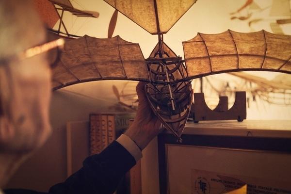 CJWHO ™ (Ships That Sail Through the Clouds: Meet Luigi...) #model #crafts #design #ship #art #aircrafts