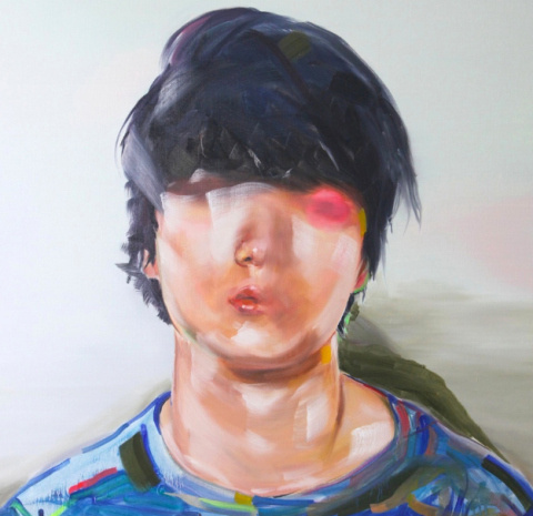 Marefumi Komura | PICDIT #abstract #paintings #portrait #painting #art
