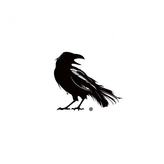 Province: дизайн-студия «Провинция» #black #bird #marque #crow #raven #bonne