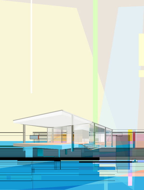Mid Century | Flickr Photo Sharing! #design #graphic #illustration #architecture #poster #art