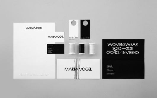 Anagrama | Maria Vogel #identity #branding