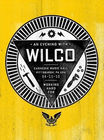 Google Reader (484) #wilco #poster