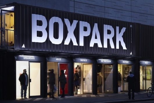 StudioMakgill - Boxpark #branding #print #identity #signage #logo