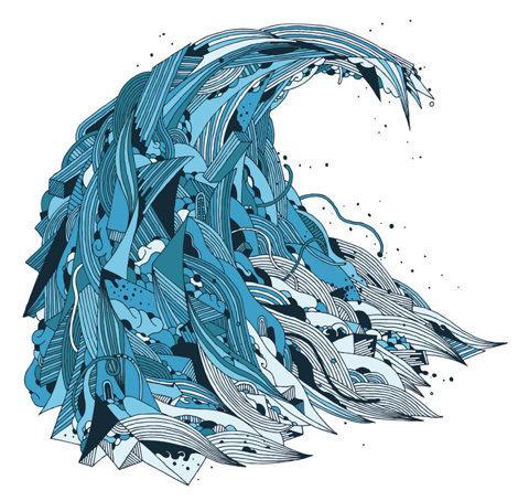 Adam Dedman — Illustration & Graphic Design — Nike 6.0 #illustration
