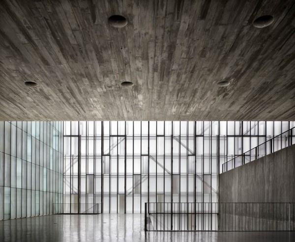 La Coruña Center For The Arts / aceboXalonso studio #skin #concrete #architecture #facades
