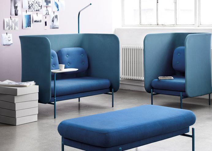 "Joe Doucet x Skandiform ""MY"" Seating System"