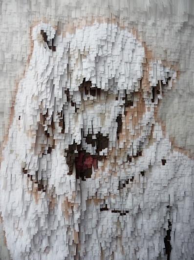 nathalie02.jpg (JPEG Image, 650×867 pixels) #inspiration #bear #polar #lab