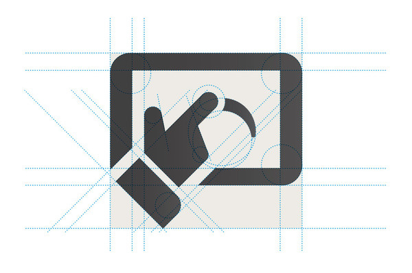 Social media icons azteca86 #ipad #icons #pictograms
