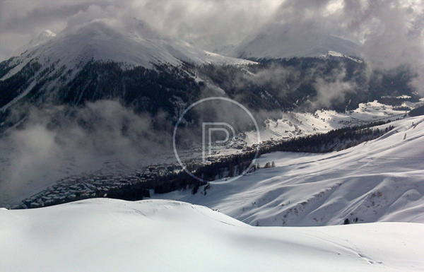 Because Studios | LUST NATION #clouds #sky #snow #beautiful #identity #logo #gorgeous #mountains