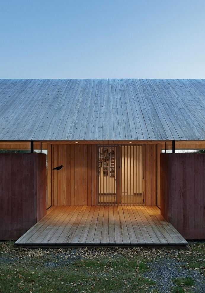 summerhouse svartnö ~ wrb architects